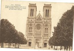 44 - NANTES  -  Eglise Saint-Donatien   2 - Nantes