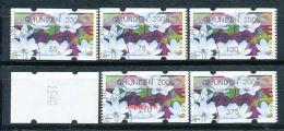 ÖSTERREICH Automatenmarken Mi.Nr. 6.1 Leberblümchen  -GMUNDEN 2006 - Used - ATM - Frama (Verschlussmarken)