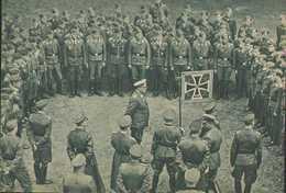 Ansprache Des Reichsmarschalls An Flieger-Besatzung Im Westen, Militär, Propaganda-Postkarte, Deutsche Wehrmacht - Weltkrieg 1939-45