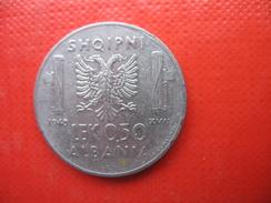 0,50 LEK - Albanie