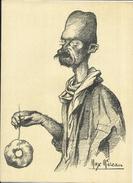 In Marokko/Au Maroc - Max Moreau (Lithographie Originale) - Lithographies