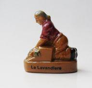 Fève La Lavandièe Métiers Anciens - T56 - Unclassified
