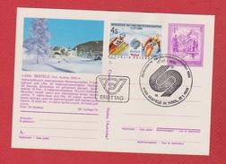 Autriche --  1 Er Jour --  1985 --  17/1/1985 - Postwaardestukken