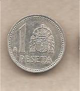 Spagna - Moneta Circolata Da 1 Peseta - 1986 - [ 5] 1949-… : Regno