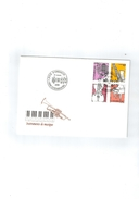 Luxembourg  FDC  De 2000 - FDC