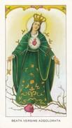 Santino  - Beata Vergine Addolorata. - Images Religieuses