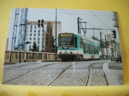 TRAIN 5226 - TIRAGE 100 EXEMPLAIRES - VUE N° 02/09 - SERIE DE 9 CARTES SUR LES TRAMWAYS DE LA SEINE SAINT DENIS 93 - Tram