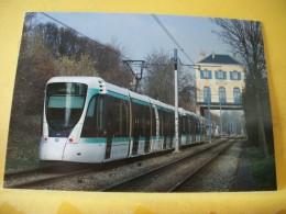 TRAIN 5228 - VUE N° 01/01 - SERIE DE 1 CARTE SUR LE TRAMWAY DE SAINT CLOUD DANS LES HAUTS DE SEINE - Tram