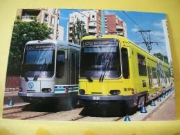 TRAIN 5232 - VUE N° 04/09 - SERIE DE 9 CARTES SUR LES TRAMWAYS DE LA SEINE SAINT DENIS 93 - Tram