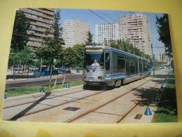 TRAIN 5238 - VUE N° 07/09 - SERIE DE 9 CARTES SUR LES TRAMWAYS DE LA SEINE SAINT DENIS 93 - Tram