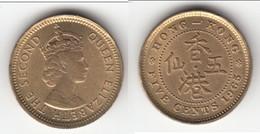 QUALITY **** HONG-KONG - 5 CENTS 1965 ELISABETH II **** EN ACHAT IMMEDIAT !!! - Hong Kong
