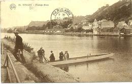 """Dinant - """"passage D'eau"""" Barque, Vélo - Dinant"""