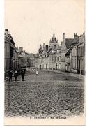 Nord : Bergues : Rue Du Collège - Bergues