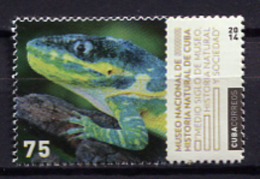 Cuba 2014 / Reptiles MNH Reptilien / Cu1201  31 - Reptiles & Anfibios