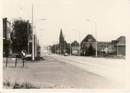 Engelmanshoven Sint-Truiden (baan Sint-Truiden-Luik) Foto 1972 - Sint-Truiden