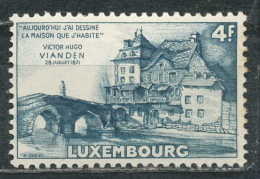 D-  N° 472, 150 Ans De Victor Hugo, */mh, Cote 2.50 Euros
