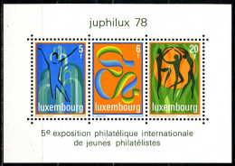 D- BL N° 12, JUPHILUX 1978, Art, **/mnh