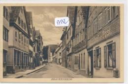 CPA  -   Allemagne -  Brackenheim - Centre - Andere