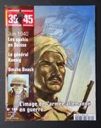 39/45, Juin 1940, Les Saphis En Suisse, Le Général Koenig, N° 184.. - Guerre 1939-45