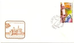 CUBA REFORMA AGRARIA 1979 FDC (GEN170095) - Agricoltura