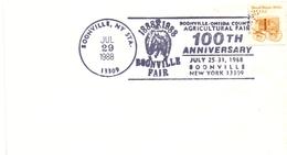USA ARICOLTURRAL FAIR BOONVILLE  1988 (GEN170098) - Agricoltura