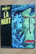 La Nuit - Druillet - Les Humanoïdes Associés - Réed. 1981 - Druillet