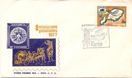 URUGUAY RIO NEGRO FDC  1977 (GEN170101) - Agricoltura
