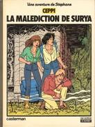 La Malédiction De Surya De Daniel Ceppi ( Stephane Clément T5) - Livres, BD, Revues