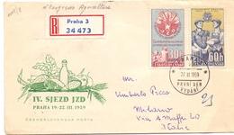 CZECHOSLOVAKIA  1959 R. (GEN170102) - Agricoltura