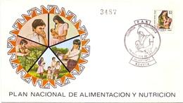 COLOMBIA   PLAN NACIONAL DE ALIMENTACION Y NUTRICION 1977 (GEN170104) - Agricoltura
