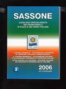 SASSONE  Vol. 3 - 2006 - Italia