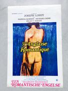 """Michael Caine,Helmut Berger,Glendale Jackson,Michel Lonsdale,Nathalie Delon""""une Anglaise Romantique""""(Joseph Losey) - Affiches & Posters"""
