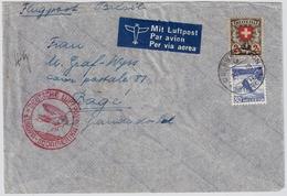 1938, Mit Dt. Katapult-Flug!   , #7266 - Sonstige Dokumente