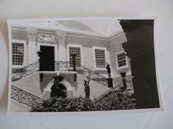 Postcard Postal Moçambique Cidade De Moçambique Atrio Do Palacio De S. Paulo - Mozambique