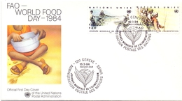 WORLD FOOD DAY 1984 GENEVE NATIONS UNIES  (GEN170108) - Agricoltura