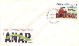 CUBA FDC ANAP 1981 (GEN170110) - Agricoltura