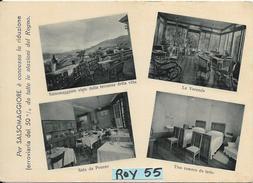 Emilia Romagna-parma-salsomaggiore Pensione Villa Regina Viale Cavour Vedute Anni 30/40 - Italia