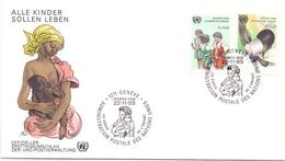 GENEVE 1985 ALLE KINDER SOLLEN LEBEN (GEN170111) - Alimentazione