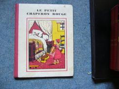 Perrault  Le Petit Chaperon Rouge Riquet A La Houpe Ill.de M. Pignal - Livres, BD, Revues