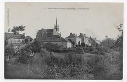 SAINT AIGNAN SUR ROE - N° 1 - VUE GENERALE - CPA NON VOYAGEE - Saint Aignan Sur Roe
