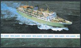 3 X Greece MTS JASON Epirotiki Lines Ship Postcards - Ferries