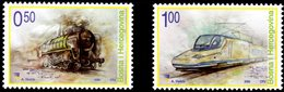 Bosnia & Herzegovina - Sarajevo - 2006 - Railways In Bosnia - Mint Stamp Set - Bosnië En Herzegovina