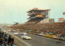 Ref U259- Size -dimensions Environ: 15cms X 10,5cms - Sports -sport Automobile -le Mans -sarthe -1970- - Le Mans