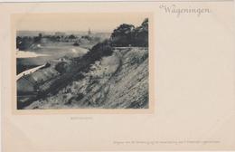 Wageningen - Bergrand - Oud - Wageningen