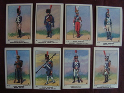 Lot Images BISCOTTES REINETTE  Garde Imperiale ; Infanterie - Verzamelingen