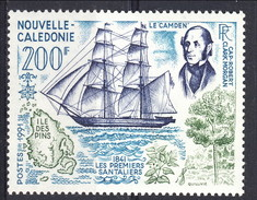 Nouvelle Caledonie 1991 N. 622 MNH Cat. € 6.20 - Nuovi