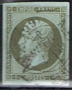 N°11 TTB Cachet De 1865!! - Marcophilie (Timbres Détachés)