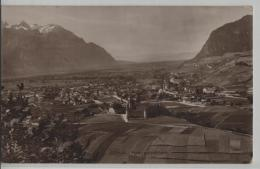 Aigle - Vue Generale - Photo: Perrochet-Matile No. 7389 - VD Vaud