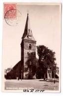 Enschede - Groote Kerk - édit. J.P. 1 + Verso - Enschede