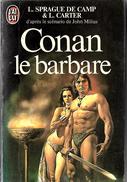 Conan Le Barbare - J'ai Lu
